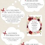 Wedding Invitation Wording – 4 Things You Should Not Say
