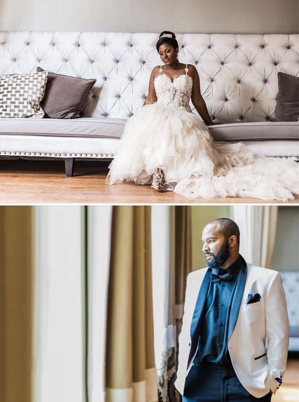 Alicia & Rickey's Dreamy Luxury Wedding 07