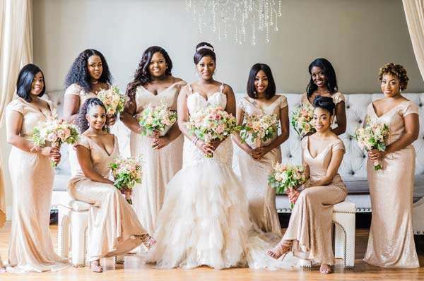 Alicia & Rickey's Dreamy Luxury Wedding 08