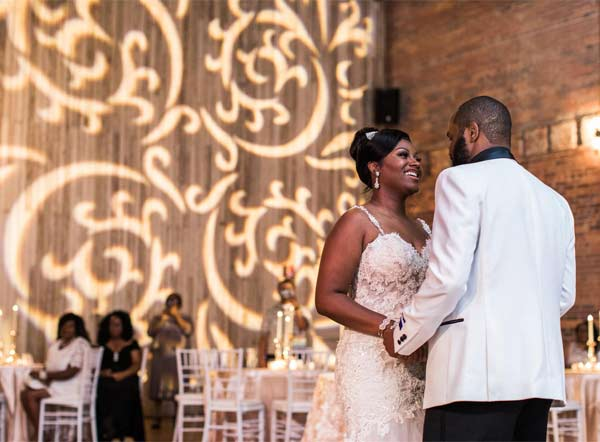 Alicia & Rickey's Dreamy Luxury Wedding 15