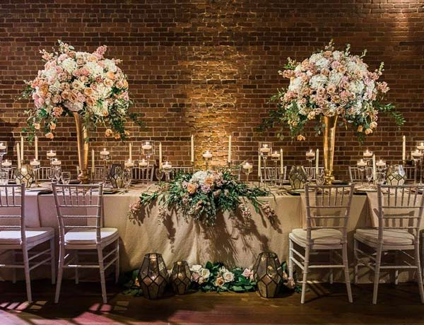 Alicia & Rickey's Dreamy Luxury Wedding 16