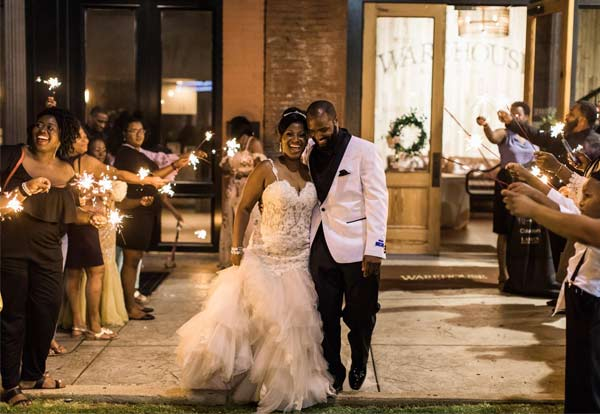Alicia & Rickey's Dreamy Luxury Wedding 18
