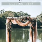 25 Trending Wedding Altar & Arch Decoration Ideas