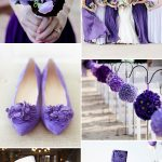 Wedding Color Ideas Inspired by Pantone Color of the Year 2018 : Ultra Violet