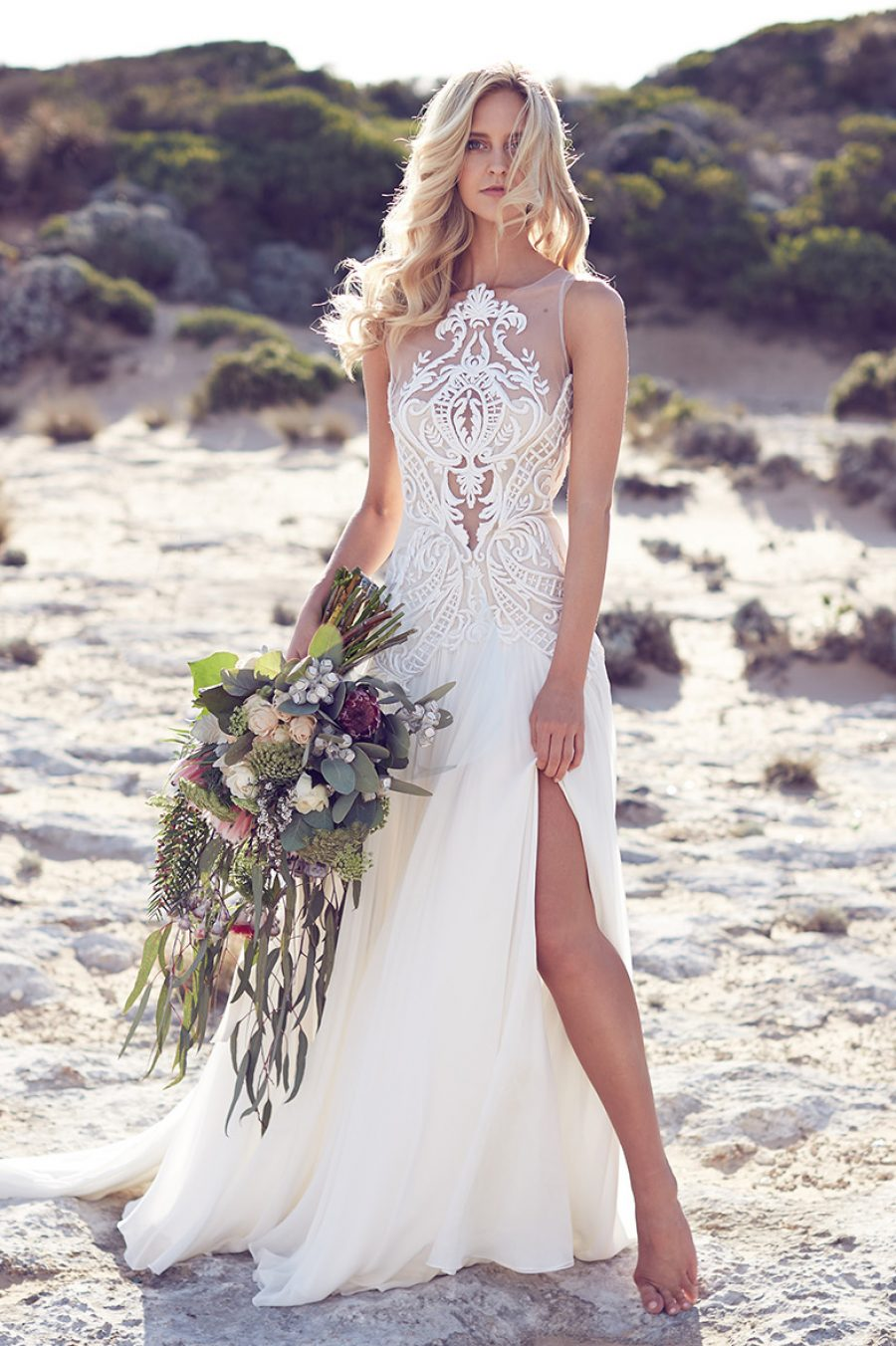 23 Stunning Wedding Dresses for 2018