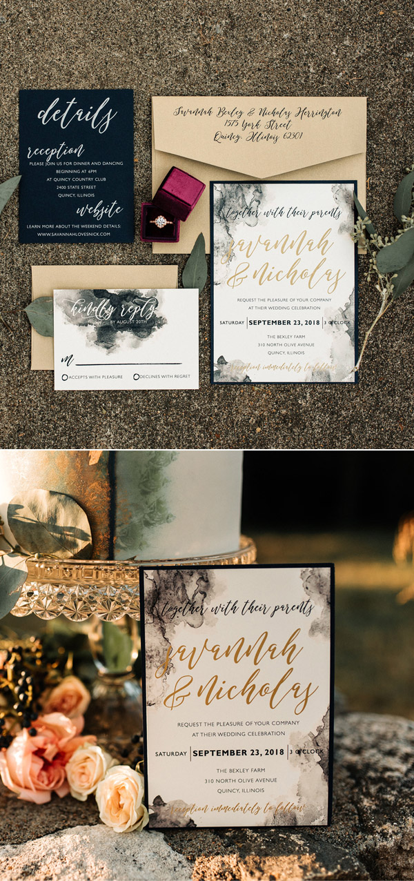 10 Hot Wedding Invitation Trends You Need to Know for 2018