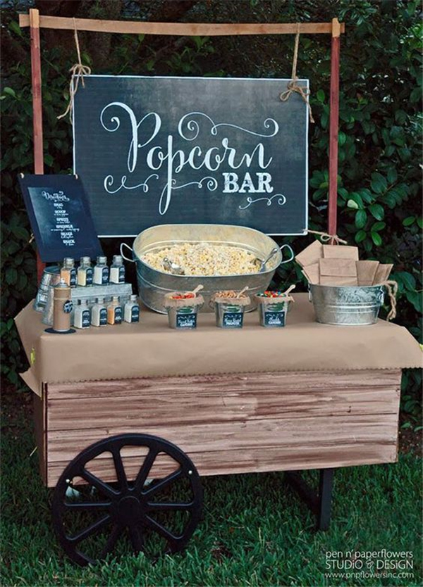 Best Food Station Ideas to Attract Your Wedding Guests