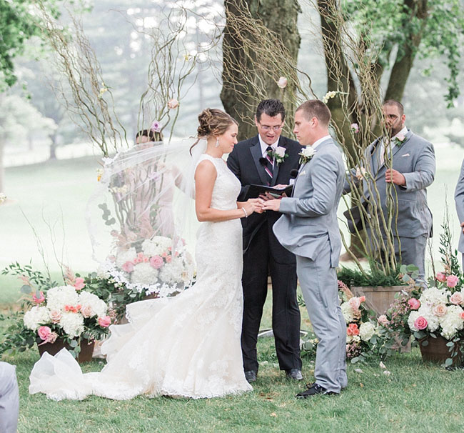 Brooke & Jake Blush and Gray Wedding at Fountain Head Country Club 05