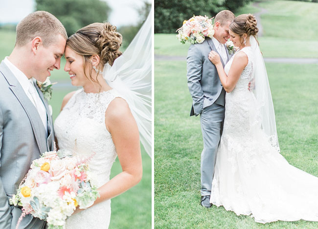 Brooke & Jake Blush and Gray Wedding at Fountain Head Country Club 11
