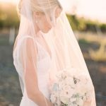 Wedding Hair Accessories: Gorgeous Bridal Veils from EWI