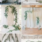 Simple & Chic Organic Minimalist Weddings Ideas for Non-Traditional Brides