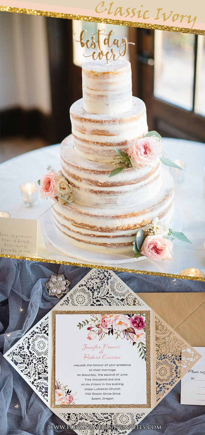 classic ivory neutral shades wedding color palette ideas