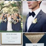7 Inspirational Elegant Wedding Colors with Matching Invites Ideas