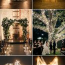 35 Stunning Wedding Lighting Ideas You Must See
