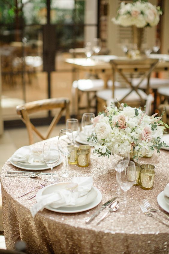 35 Classic and Luxury Champagne Wedding Ideas ...