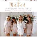 The 10 Best Bridesmaid Gifts Ideas