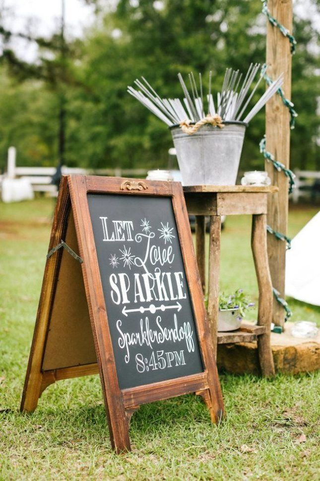 Must-Have Wedding Ideas for a Rustic-Chic Country Wedding
