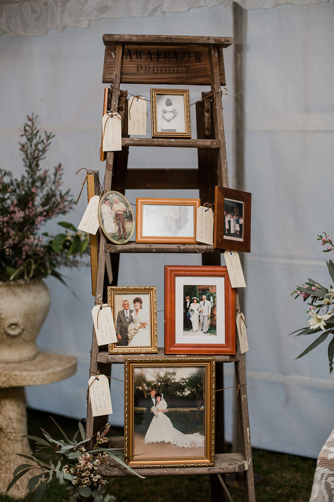 Creative Ideas to Remember Loved Ones at Your Vintage Wedding