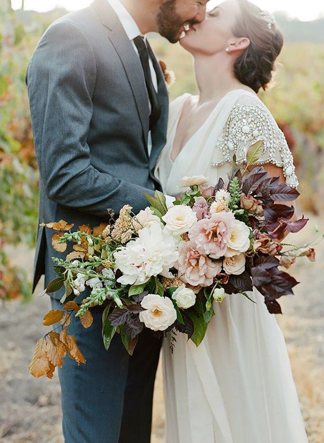 beautiful fall bouquets wedding ideas for you to try