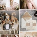10 Unique Cozy Winter Wedding Colors to Swoon Over