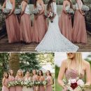 35 Trendy & Romantic All-Time Dusty Rose Wedding Ideas