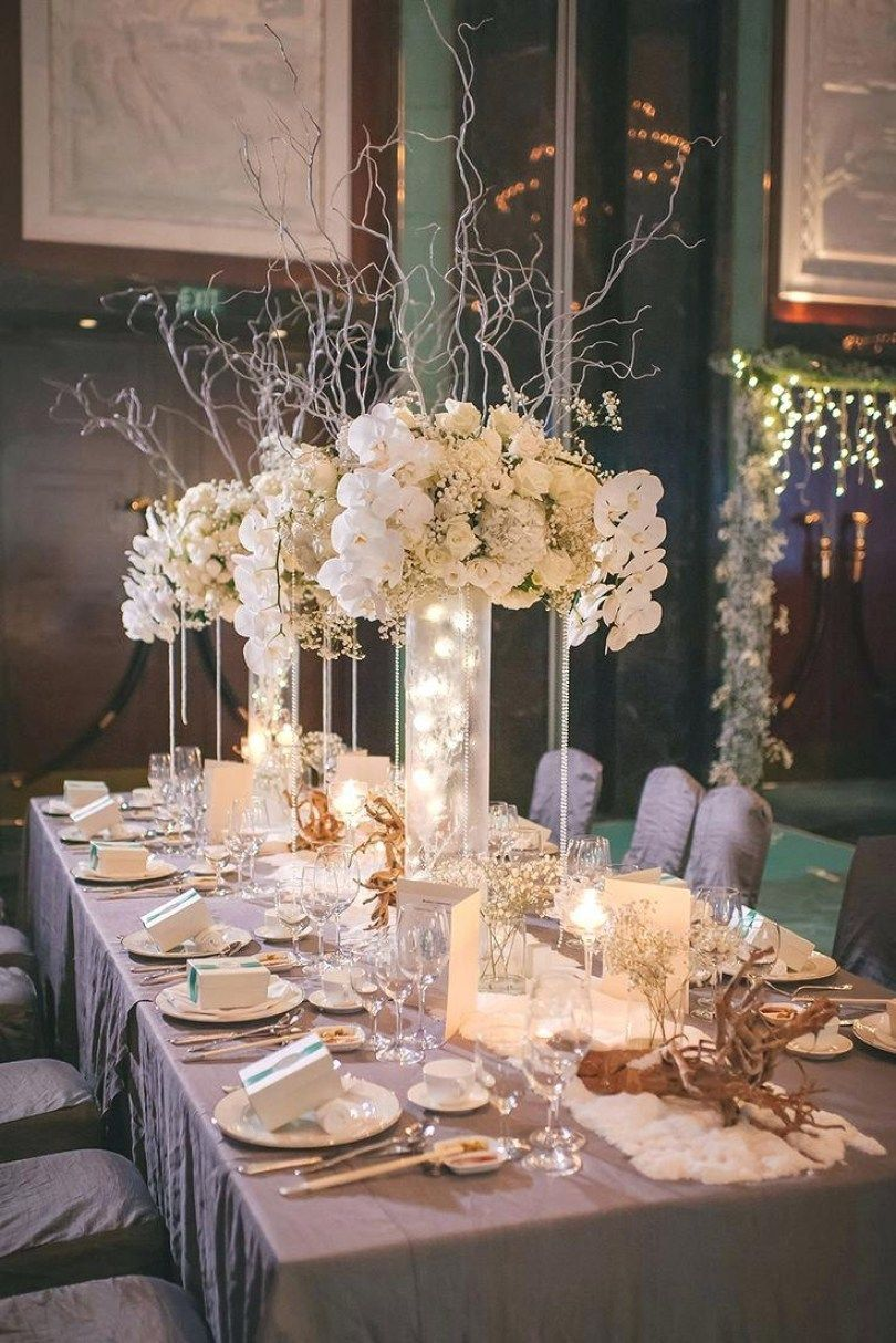 Winter Wonderland Christmas Wedding Ideas.25 Creative Winter Wedding Ideas That Are Not Christmas
