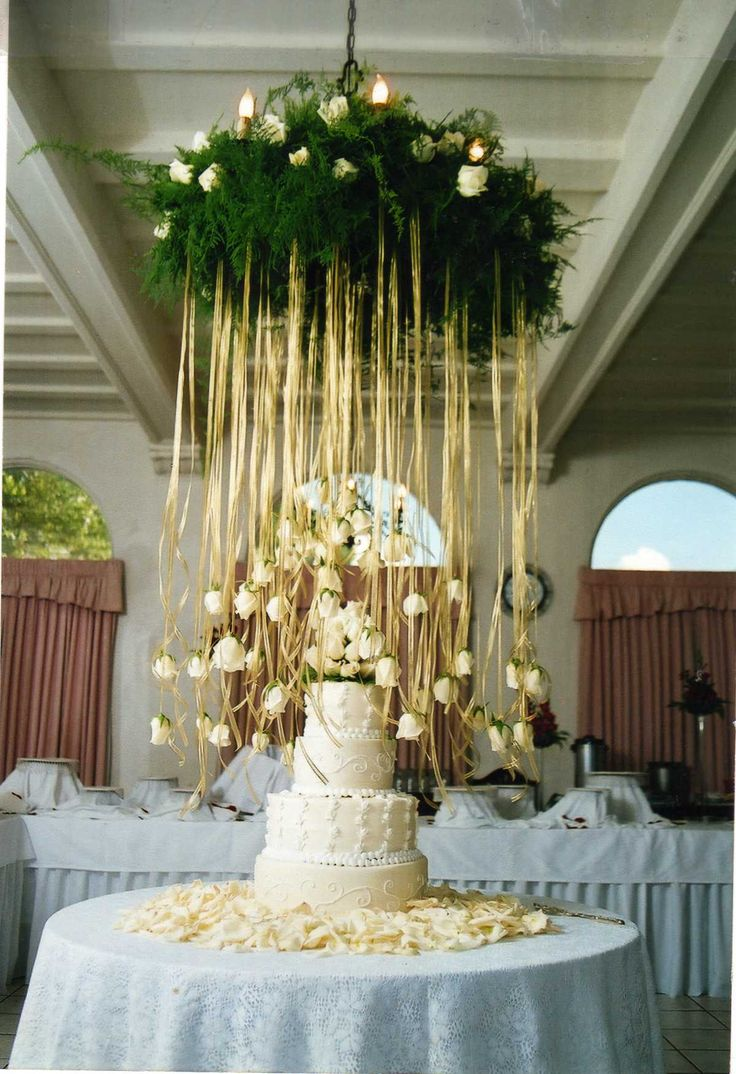 hanging flower greenery wreath trends for wedding ideas