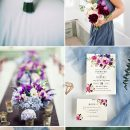 8 Pretty Wedding Color for Late Winter and Early Spring