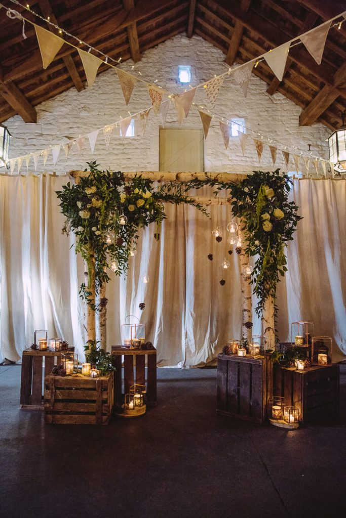 25 Creative Winter Wedding Ideas that are not Christmas Overloaded ...