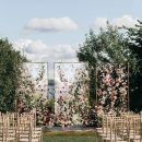 25 Inspirational Wedding Ceremony Arbor & Arch Ideas
