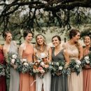 Wedding Trends: 25 Stunning Dusty Orange Wedding Color Ideas for 2019