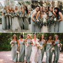 Trending: 30 Silver Sage Green Theme Wedding Ideas that You Can't Miss