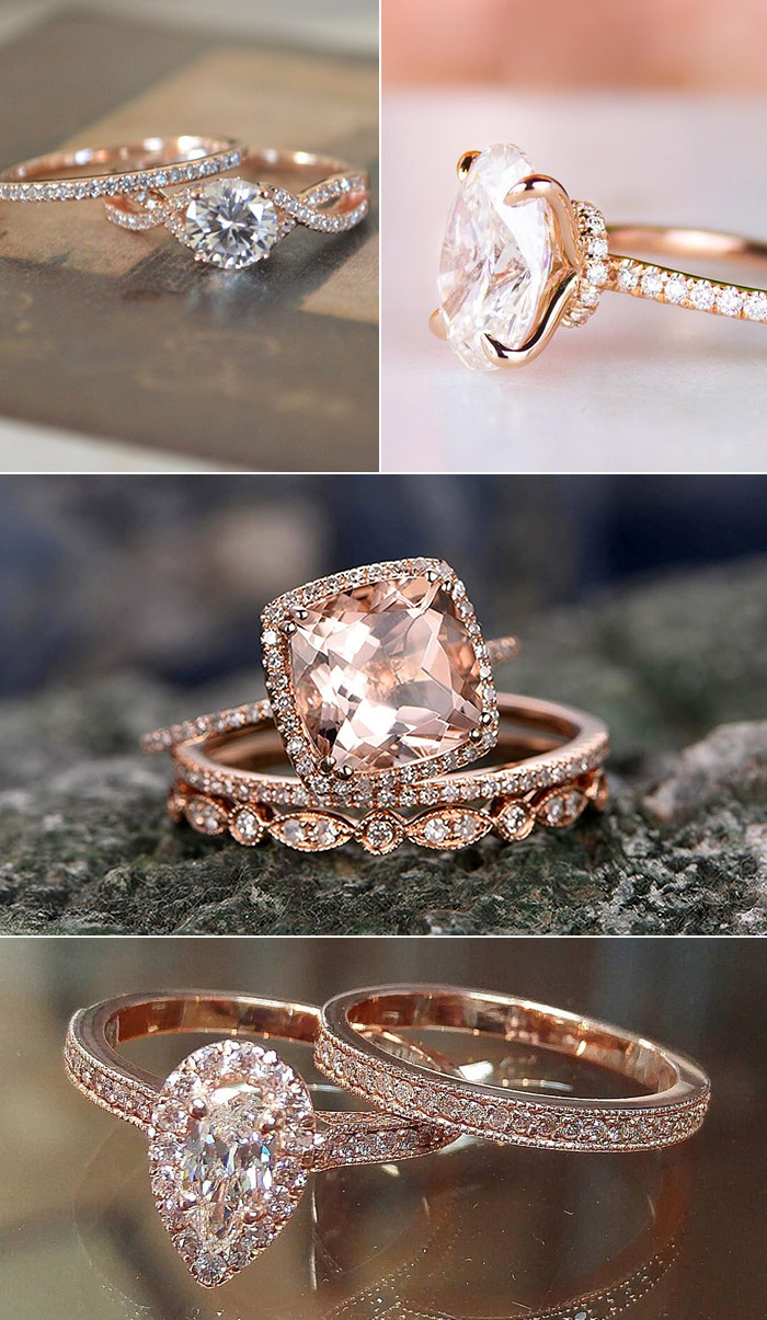 the most stunning engagement rings