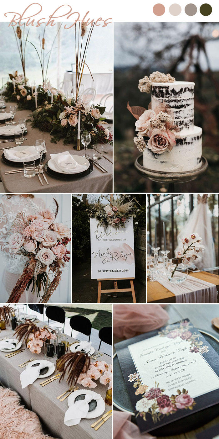 moody style blush, dusty rose, neutrals a