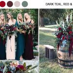 10 Amazing Fall Wedding Colors to Inspire in-Part One