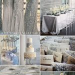 6 Stunning Metallic Wedding Color Palettes with Matching Invitations