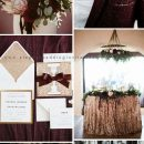 10 Best Winter Wedding Color Palettes for 2019 & 2020