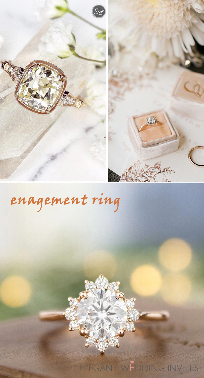 beautiful and elegant rings collection