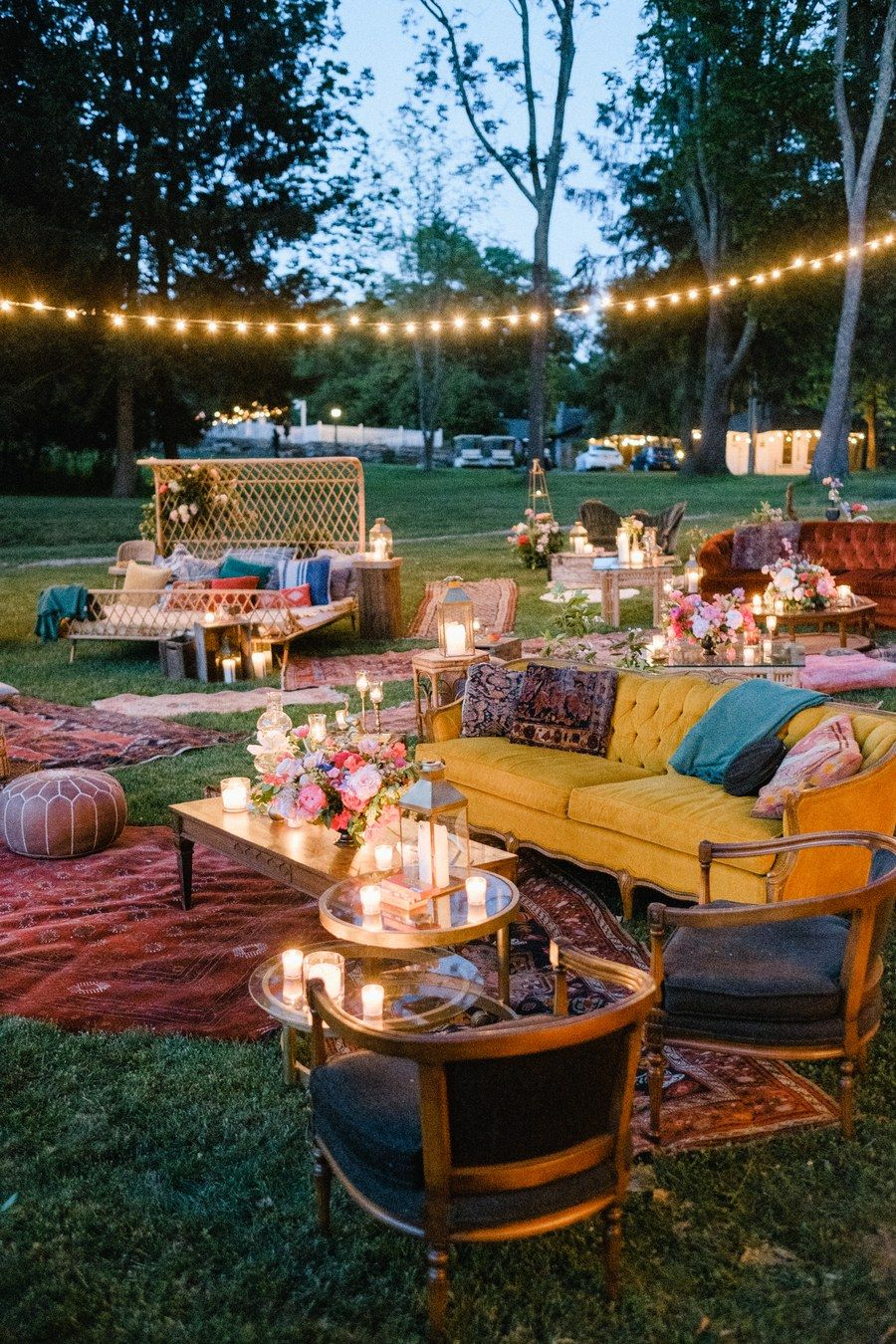 creative intimate garden wedding ideas