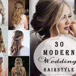 30 Gorgrous Wedding Hairstyles Ideas for Modern Bride