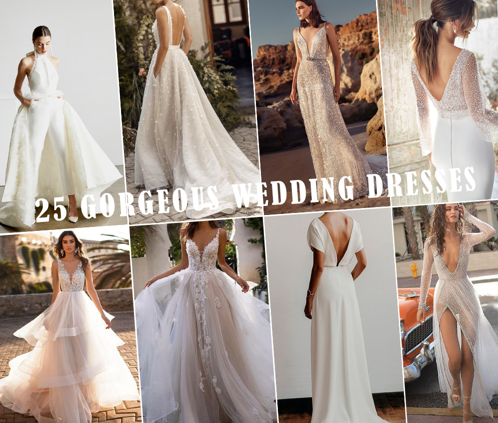 25 gorgeous wedding dresses ideas on trend