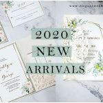 Laser Cut Invitation New Arrivals from Elegant Wedding Invites for 2020