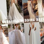 25 Gorgeous Wedding Dresses on Trend for Brides to Try in 2020