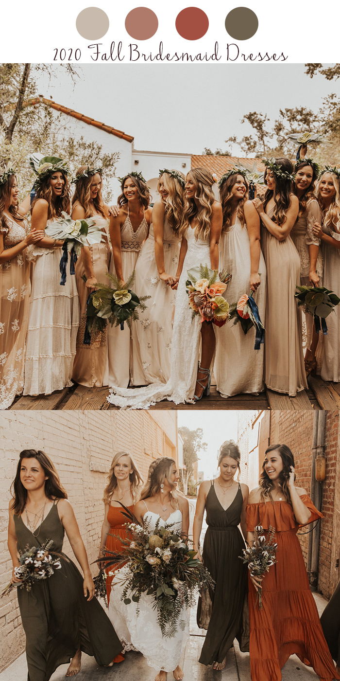 10 Of The Best Fall Wedding Ideas 2020 To Make It A Day To Remember Elegantweddinginvites Com Blog