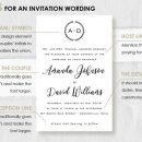 Wedding Invitation Wording & Etiquette Guides from Wedding Expert EWI