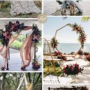"2020 Decor Trends | 25 Fantastic Wedding Arch Ideas For You Say ""I do"""