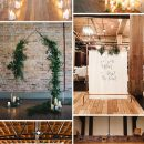 10 Awesome Ideas to Rock a Chic Minimalist Greenery Wedding