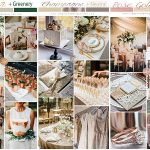 7 Most-Loved Metallic Wedding Colors for Your Inspiration