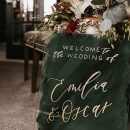 Top 8 Gorgeous Wedding Signs Ideas For Your Big Day