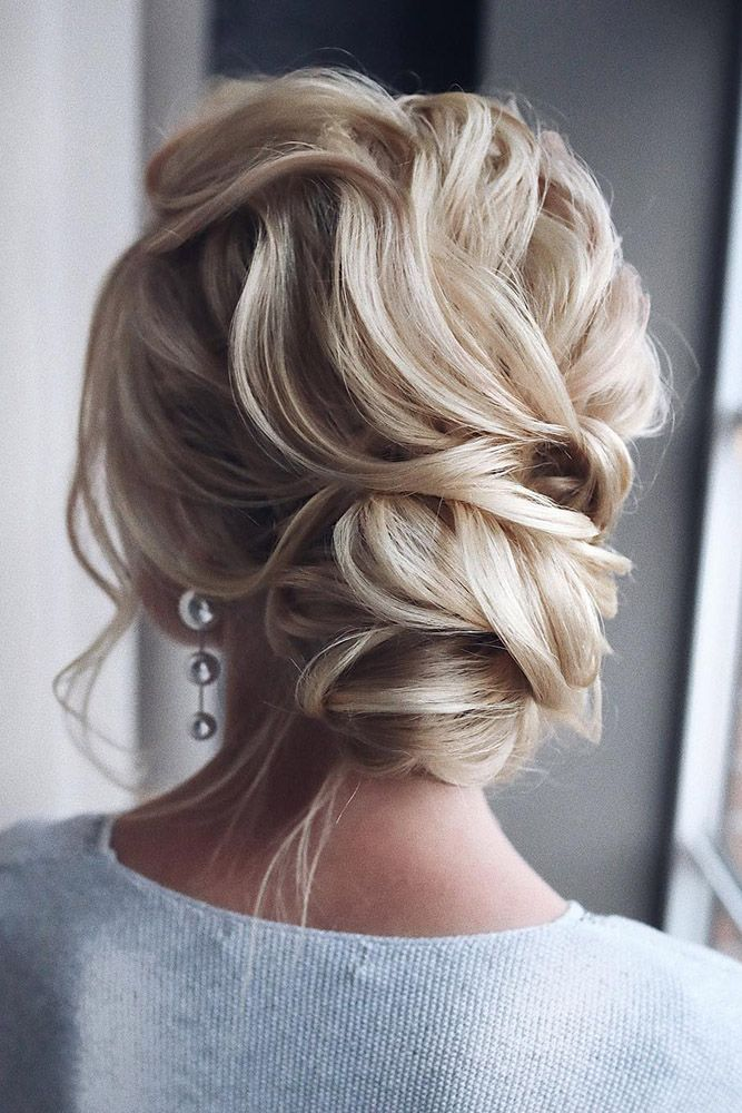easy wedding hairstyles down